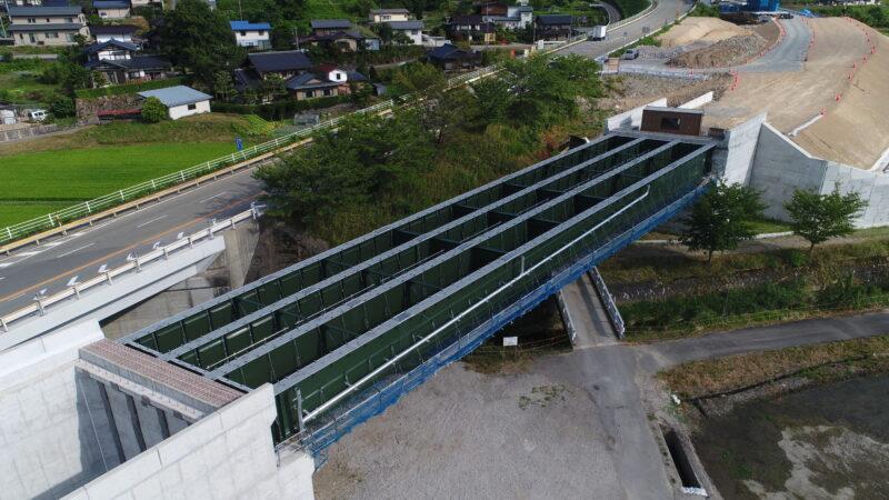 常泉寺川橋(岐阜県)