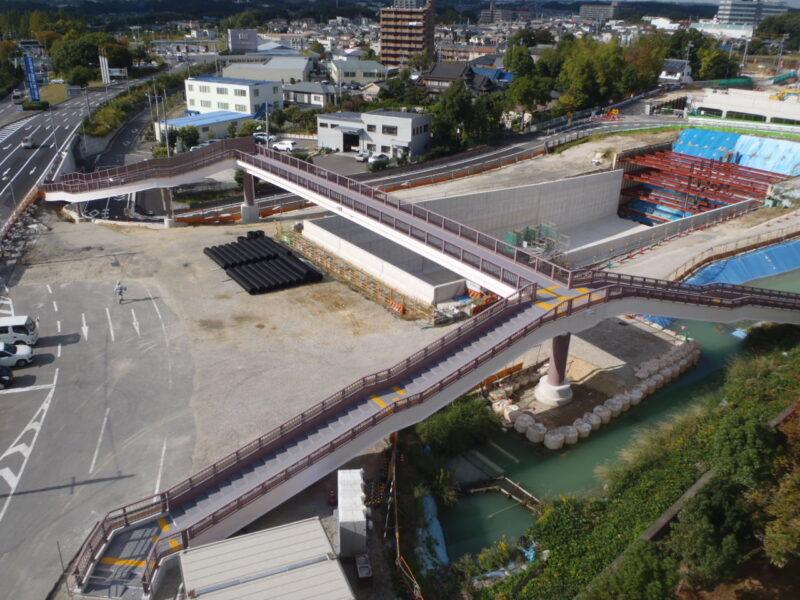 美山歩道橋(愛知県)