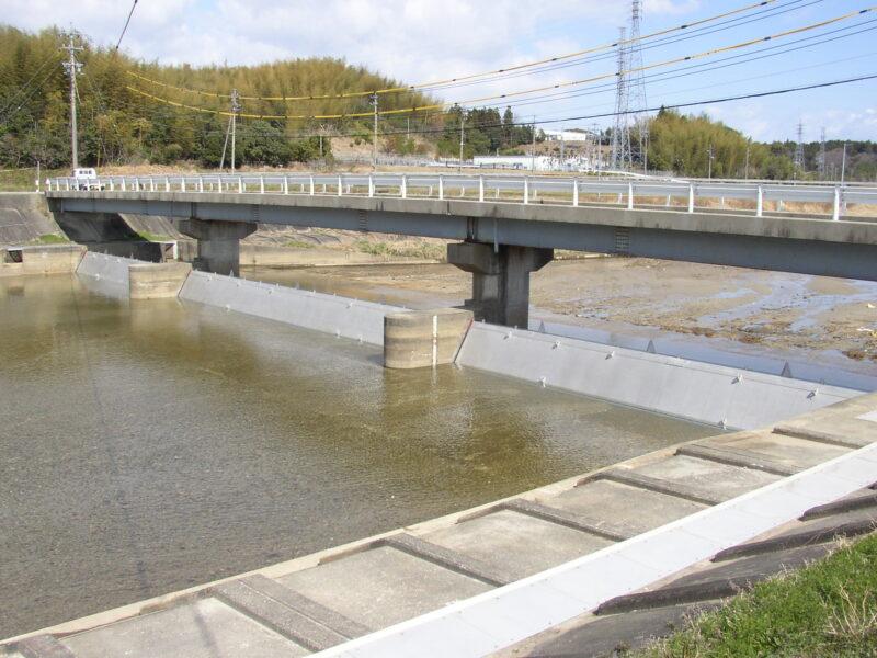 多気第二井堰(三重県)