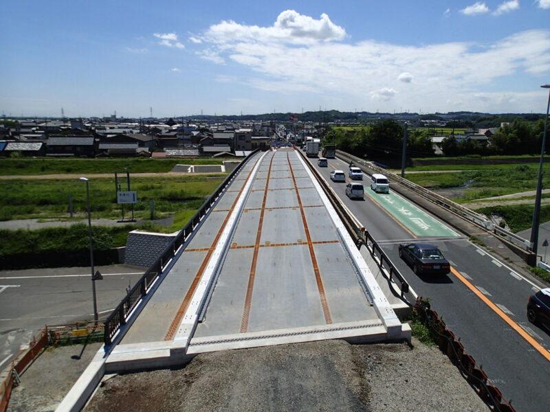 新多度橋(三重県)